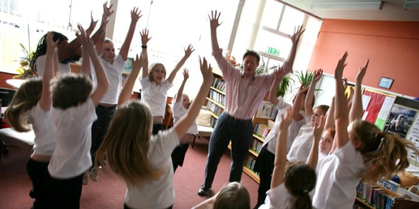 Massage in Schools Programme Training