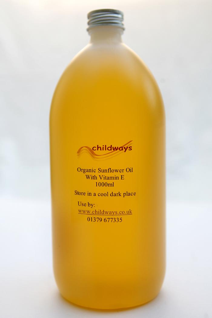 Organic Baby Massage Oils